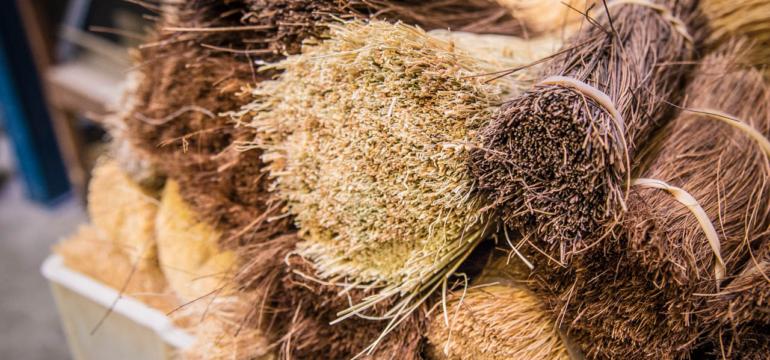 fibre vegetali naturali